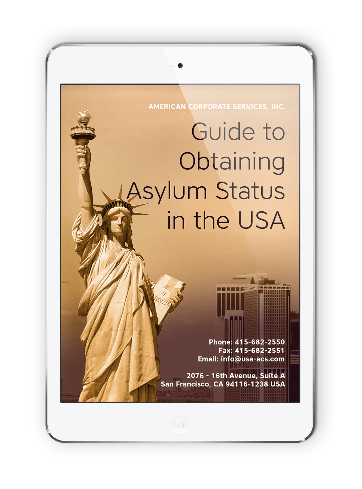 Guide to Obtaining Asylum Status in the USA