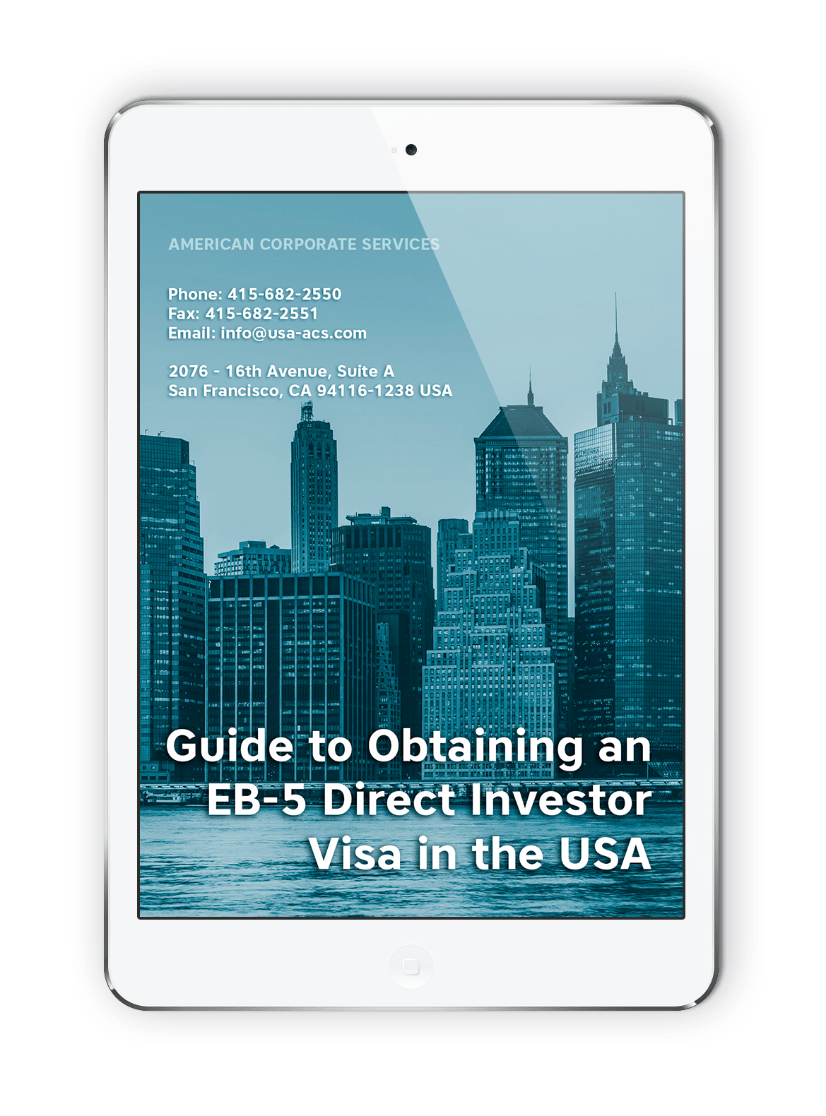 Guide to Obtaining an EB-5 Direct Investor Visa in the USA