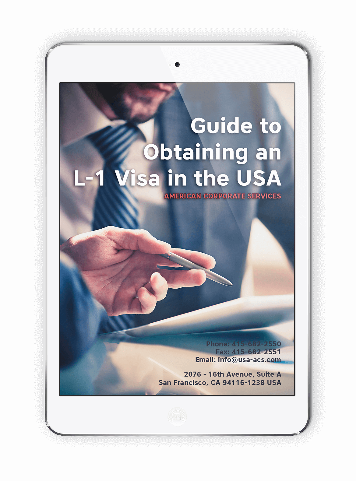 Guide to Obtaining an L-1 Visa in the USA