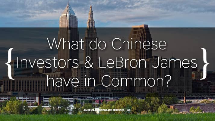 What do Chinese Investors & LeBron James have in Common?