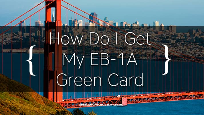 When Do I Get My Green Card Once My EB-1A Visa Has Been Approved?