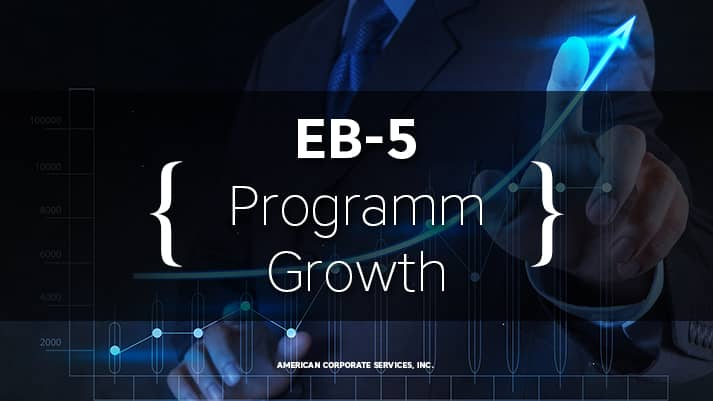 EB-5 Programm Growth