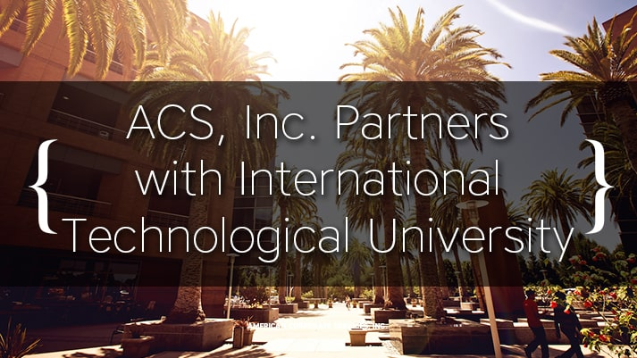 American Corporate Services, Inc. Partners with International Technological University