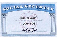 Apply for SSN (Social Security Number) while applying for work permit
