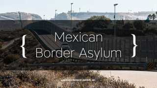 Custody, Mexican Border Asylum Bond Determination,  and Immigration Court Hearing