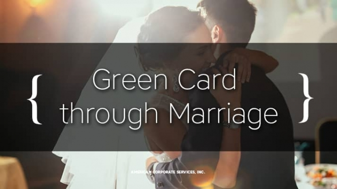 Complications of Getting a Green Card through Marriage