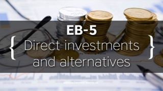EB-5 News Is Not All Bad for Chinese Investors – Part 2