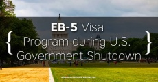 How Is the EB-5 Visa Program Affected by the U.S. Government Shutdown?
