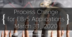 USCIS Announces Process Change for EB-5 Applications