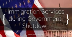What Immigration Services Are Available During the Partial Government Shutdown?